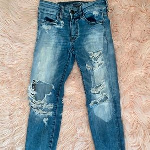 Size 2 short American eagle jeans